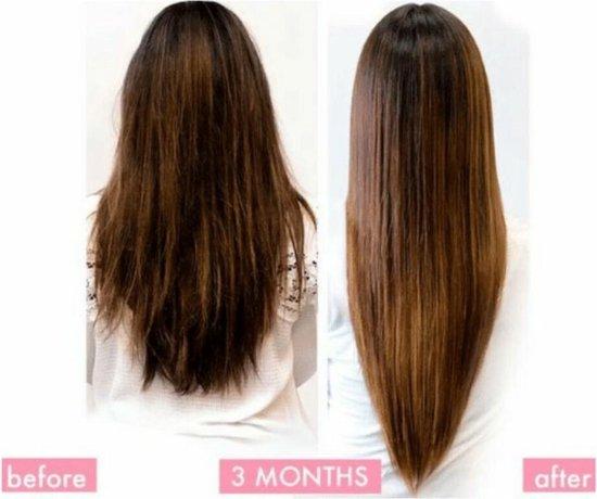 sterk en glanzend haar